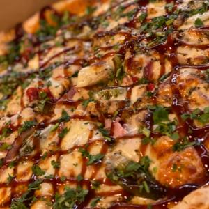 Carnivore pizza
